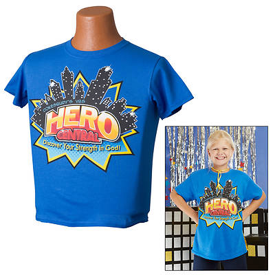 Vacation Bible School VBS Hero Central Child T-shirt