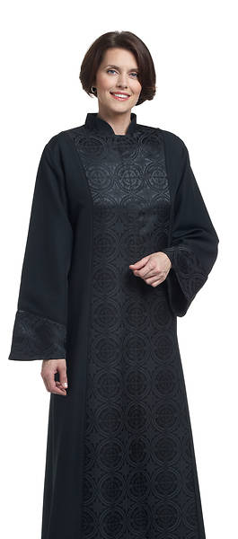 Abigail Womens Qwick-ship Clergy Robe