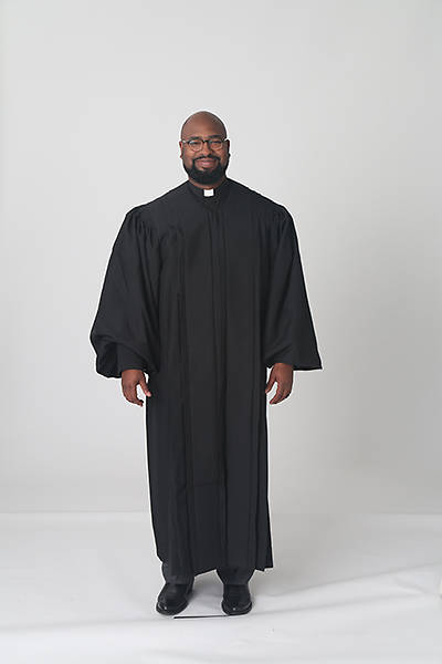 Picture of Abbott Hall A510B Men's Speedship Pulpit Robe