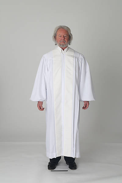 Picture of Abbott Hall A503 Men's Speedship Pulpit Robe