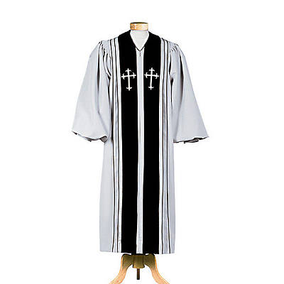 Picture of Abbott Hall A506 Men's Speedship Pulpit Robe