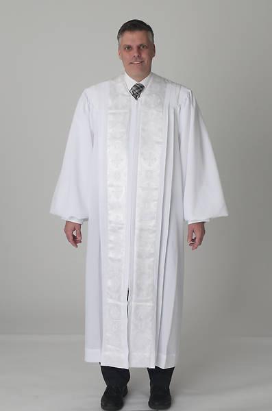 Picture of Abbott Hall A515 Men's Speedship Pulpit Robe