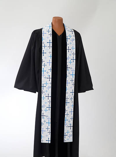 Picture of Blue St. Michael's Stole