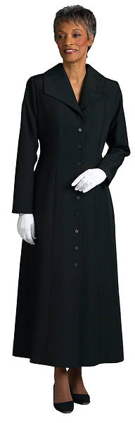 Picture of Murphy H-135 Clergy Dress Black