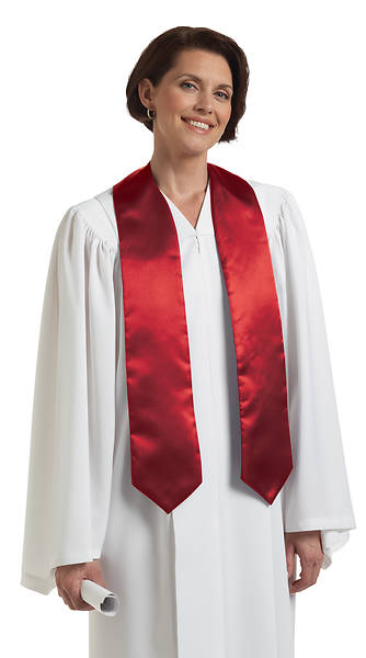 Murphy Qwick-Ship 202 Style Plain Choir Stole