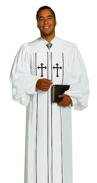 Murphy Qwick Ship Cleric H-6 Pulpit Robe