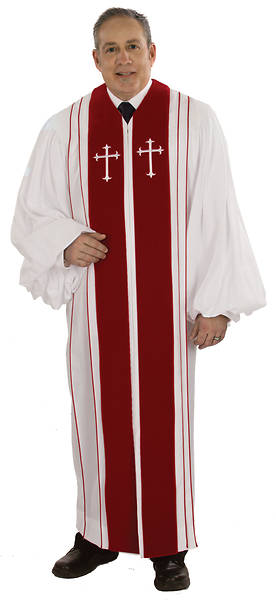 Murphy Qwick-Ship Bishop S-10 Pulpit Robe
