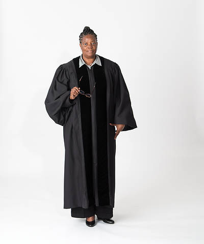 Picture of Abbott Hall A601 Women's Speedship Pulpit Robe