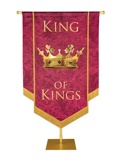 Picture of King of Kings Banner