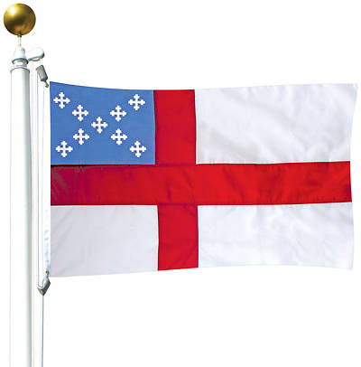 Episcopal Outdoor Flag