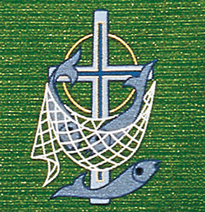 Picture of Gaspard 1001 Fishers of Men Pulpit Scarf