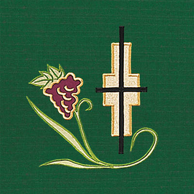 Picture of Gaspard 1169 The Harvest Pulpit Scarf