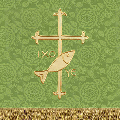 Gaspard T50 Holy, Holy, Holy Pulpit Scarf