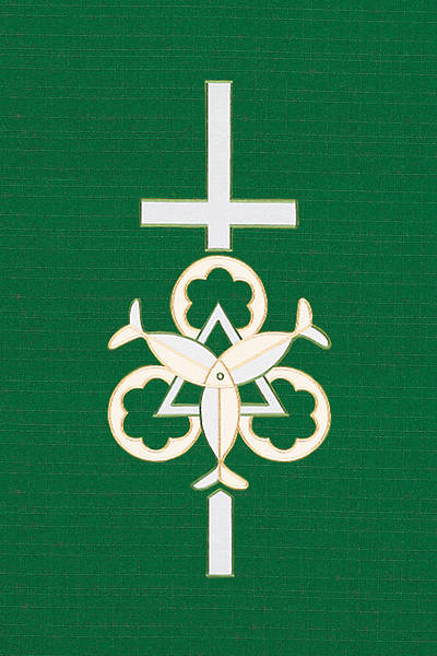 Picture of Gaspard 1391 Trinity Banner