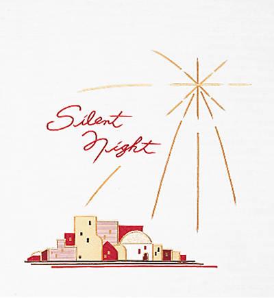 Picture of Gaspard 1838 Silent Night Antependium