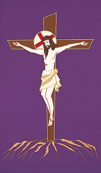 Picture of Gaspard 5006 The Way of the Cross Banner