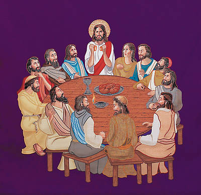 Picture of Gaspard 5270 The Last Supper Antependium