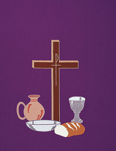 Picture of Gaspard 5270 The Last Supper Banner