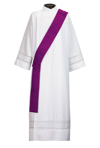 Picture of Gaspard Roma Deacon Stole Purple