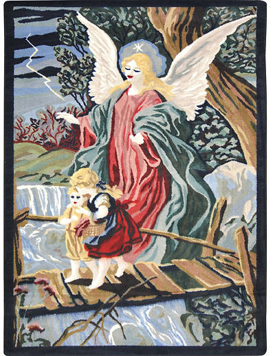 Picture of Guardian Angel Children's Area Rug