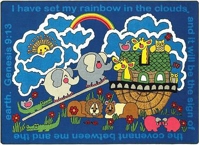 Picture of Rainbow's Promise Children's Area Rug