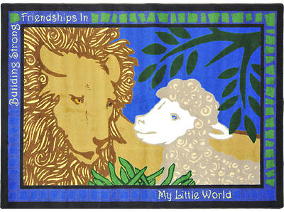 My Little World Childrens Area Rug