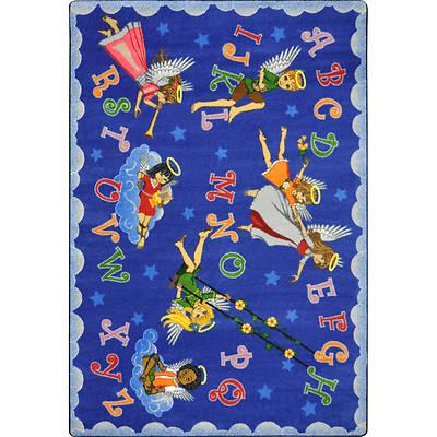 Picture of Angel Alphabet Children's Area Rug