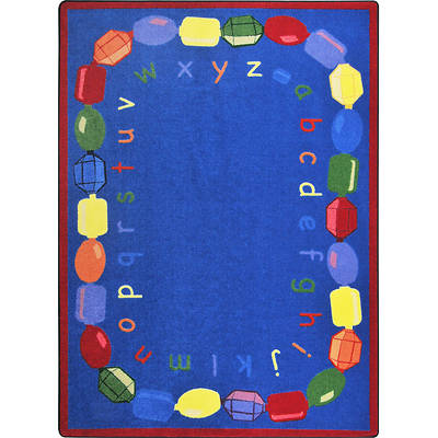 Baby Beads Childrens Area Rug