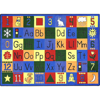 Picture of Around The Block Children's Area Rug