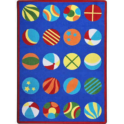 Picture of Have A Ball Children's Area Rug
