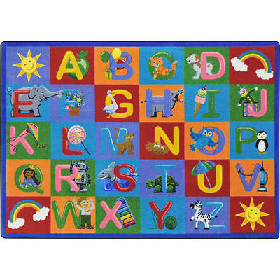 Picture of Learning Letter Sounds Children's Area Rug