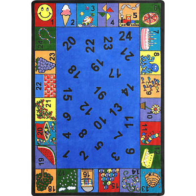 Count On Me Childrens Area Rug