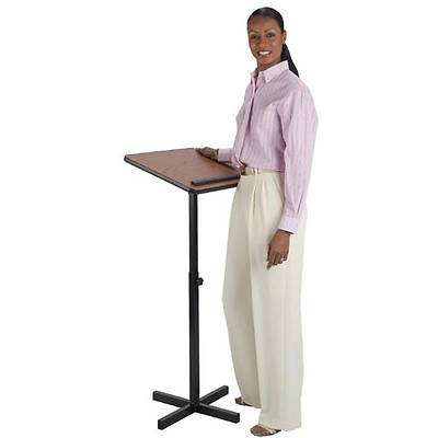 Picture of Amplivox Xpediter Adjustable Lectern Stand