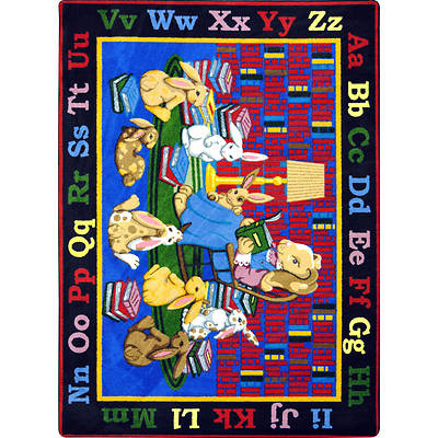 Picture of Reading Rocks Children's Area Rug