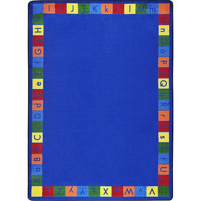 Picture of Primarily Alphabet Children's Area Rug