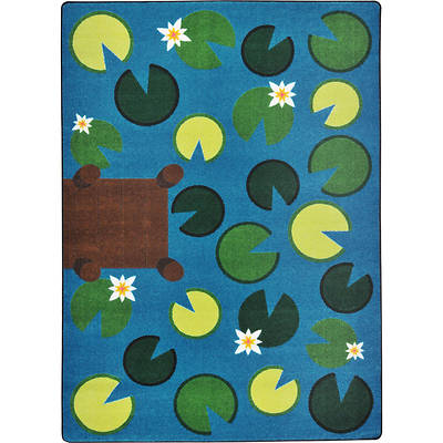 Picture of Playful Pond Children's Area Rug