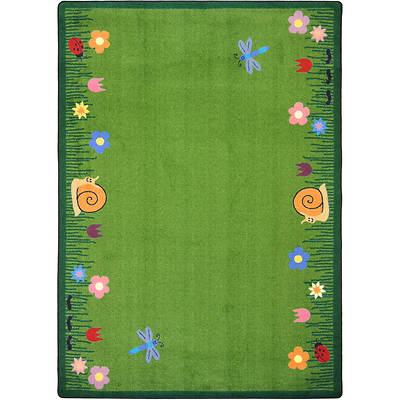 Summer Friends Childrens Area Rug