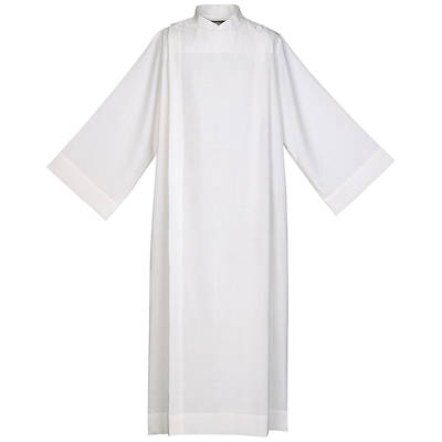 Picture of Abbey Brand Style 424 Front Wrap Alb White - Large