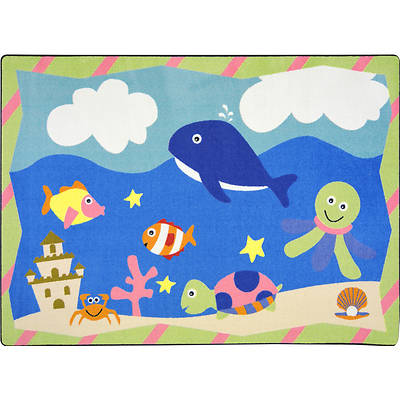 Sea Babies Childrens Area Rug