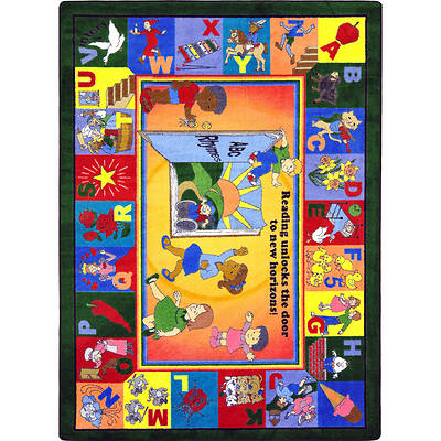 Read & Rhyme Childrens Area Rug