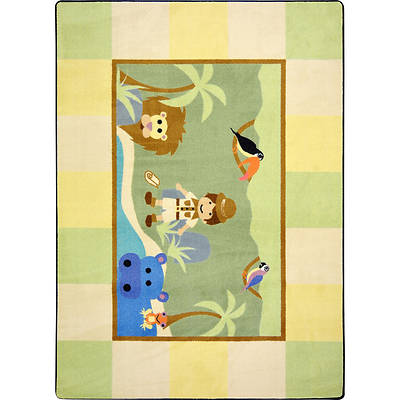 Lil Explorer Childrens Area Rug