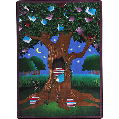 Reading Tree Childrens Area Rug