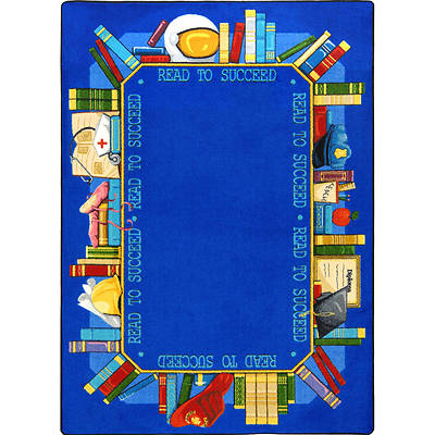 Read to Succeed Childrens Area Rug