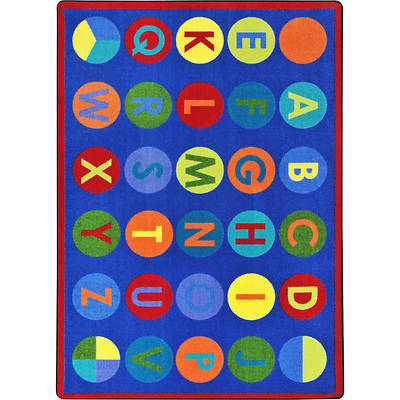 Picture of Alpha-Dots Children's Area Rug