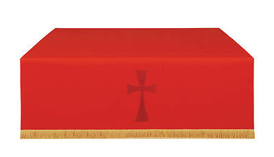 Pure and Simple Cross Deluxe Altar Frontal
