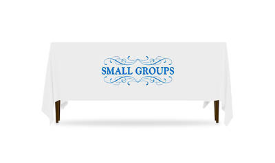 Filigree Small Groups Table Throw