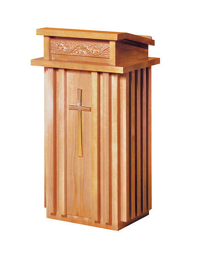 Picture of Woerner 2020 Lectern
