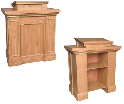 Woerner 620 Pulpit