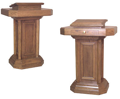 Picture of Woerner 355 Pedestal Pulpit