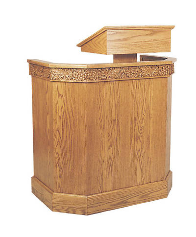 Woerner 368 Pulpit
